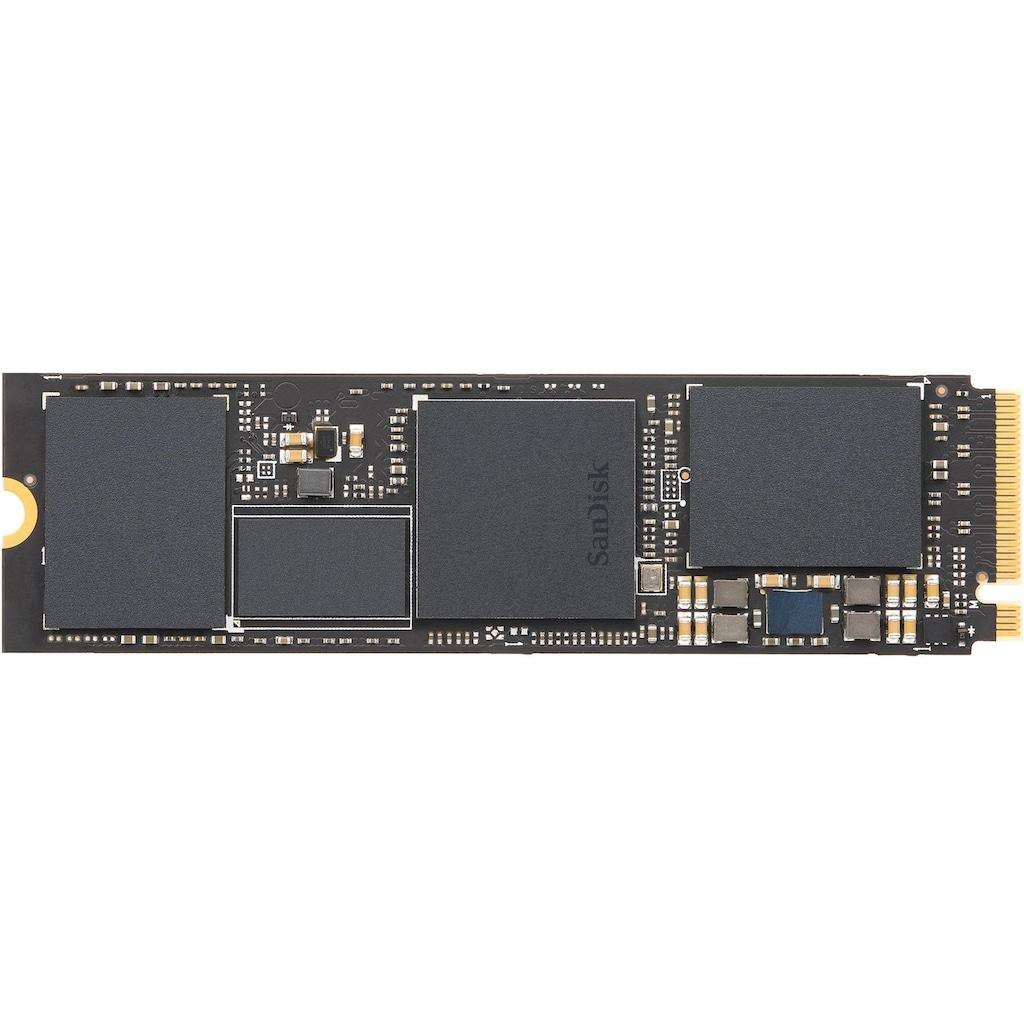 Sandisk SSD »Extreme PRO M.2 NVMe 3D«