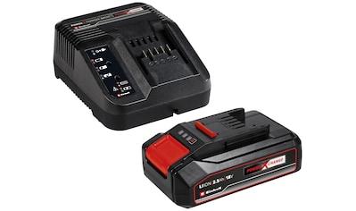EINHELL Akku »PXC Starter Kit«, 18 V, 2,5 Ah kaufen