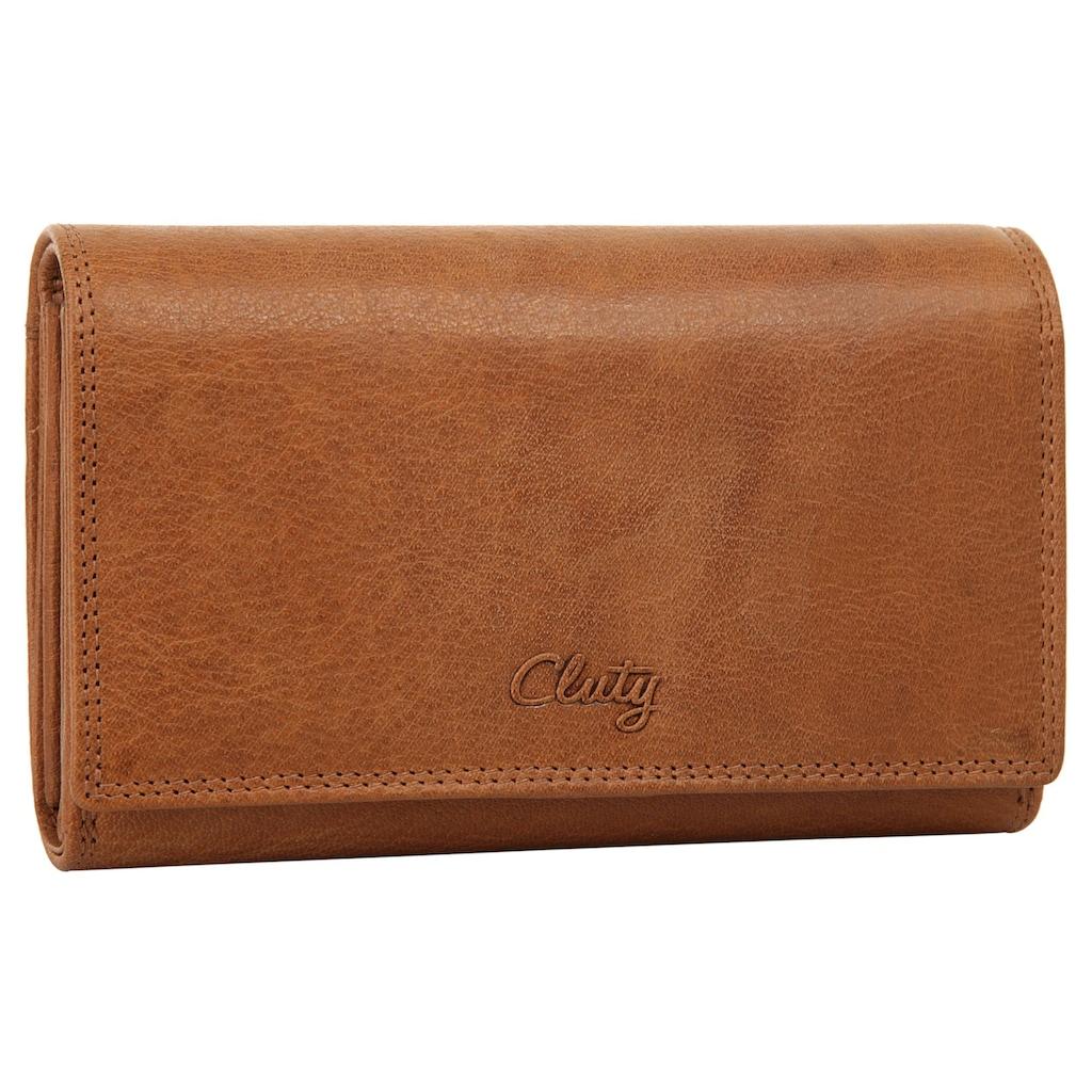 Cluty Geldbörse, 2fach klappbar