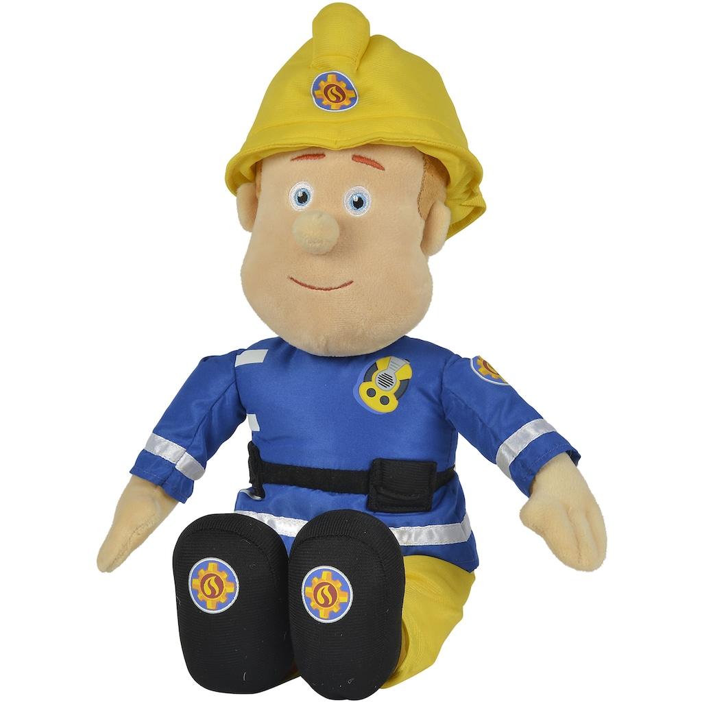 SIMBA Plüschfigur »Feuerwehrmann Sam, Plüschfigur 45 cm«
