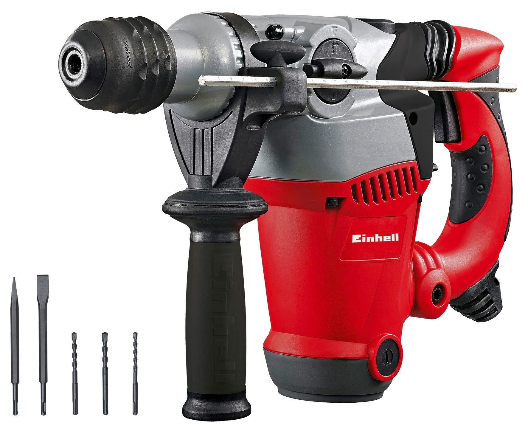 Einhell Bohrhammer RT-RH 32 rot Bohrhämmer Werkzeug Maschinen