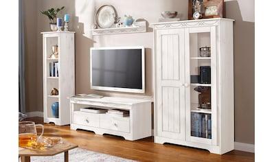 Günstige Wohnwände Im Landhausstil Online Kaufen Baur