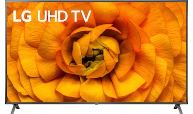 LG 86UN85006LA LED - Fernseher (217 cm / (86 Zoll), 4K Ultra HD, Smart - TV kaufen