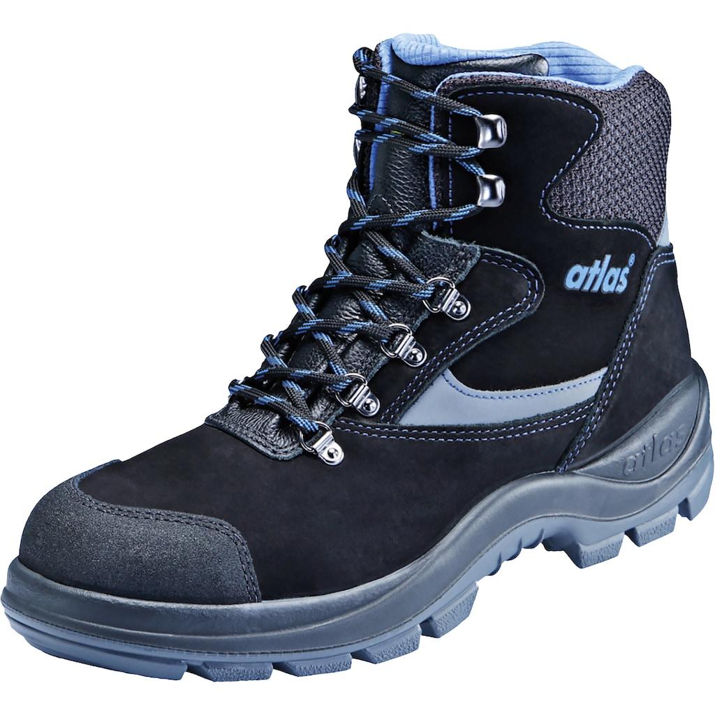 Atlas Schuhe Sicherheitsstiefel »Ergo-Med 735 XP«, Sicherheitsklasse S3, Weite 12