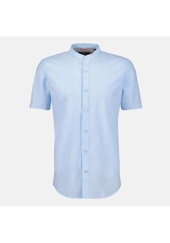 LERROS Kurzarmhemd, mit Stehkragen, unifarbener Style kaufen