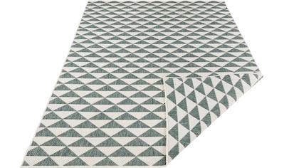 Teppich, »Tahiti«, bougari, rechteckig, Höhe 5 mm, maschinell gewebt kaufen