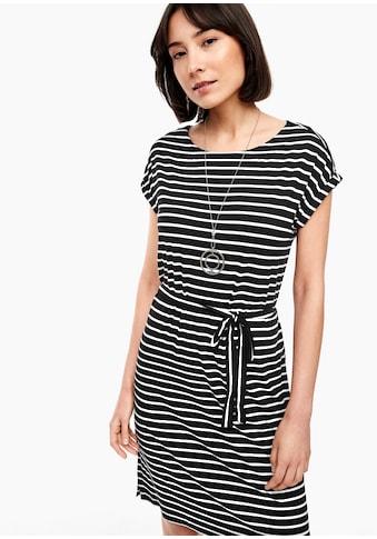 s.Oliver Jersey/Viskosestretch - Kleid kaufen