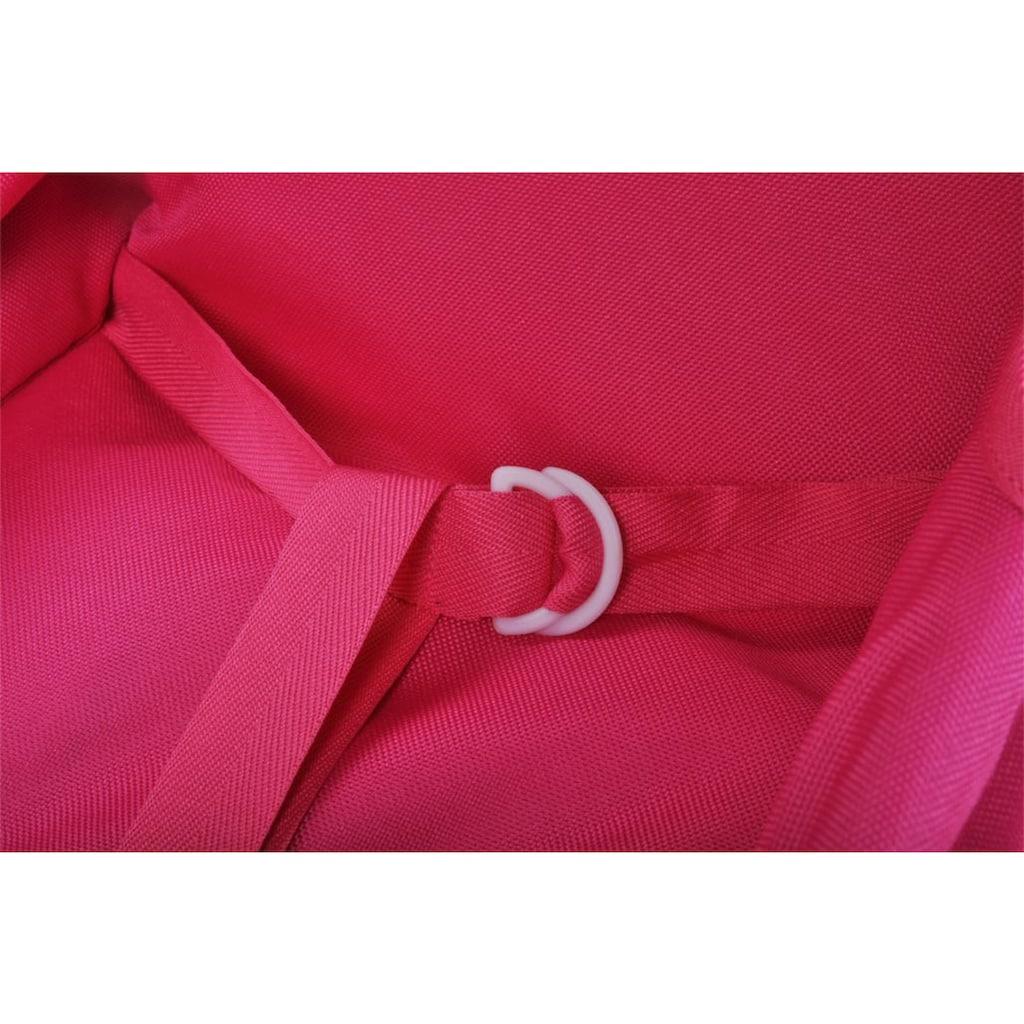 Knorrtoys® Kombi-Puppenwagen »Ruby, UMA. Das Einhorn, blau mit Wickeltasche«