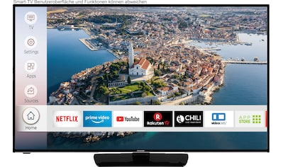 Hanseatic 50H500UDS LED - Fernseher (126 cm / (50 Zoll), 4K Ultra HD, Smart - TV kaufen
