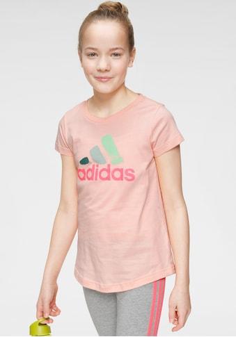 adidas Performance T - Shirt »JOUNG GIRLS BATCH OF SPORT GRAPHIC TEE« kaufen