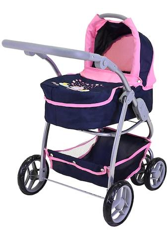 Knorrtoys® Kombi-Puppenwagen »Coco, Magic Unicorn« kaufen