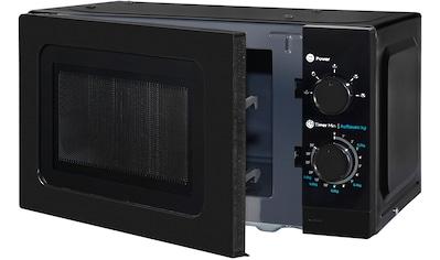 exquisit, Mikrowelle »WP 700 J17 - 3 sw«, Mikrowelle kaufen