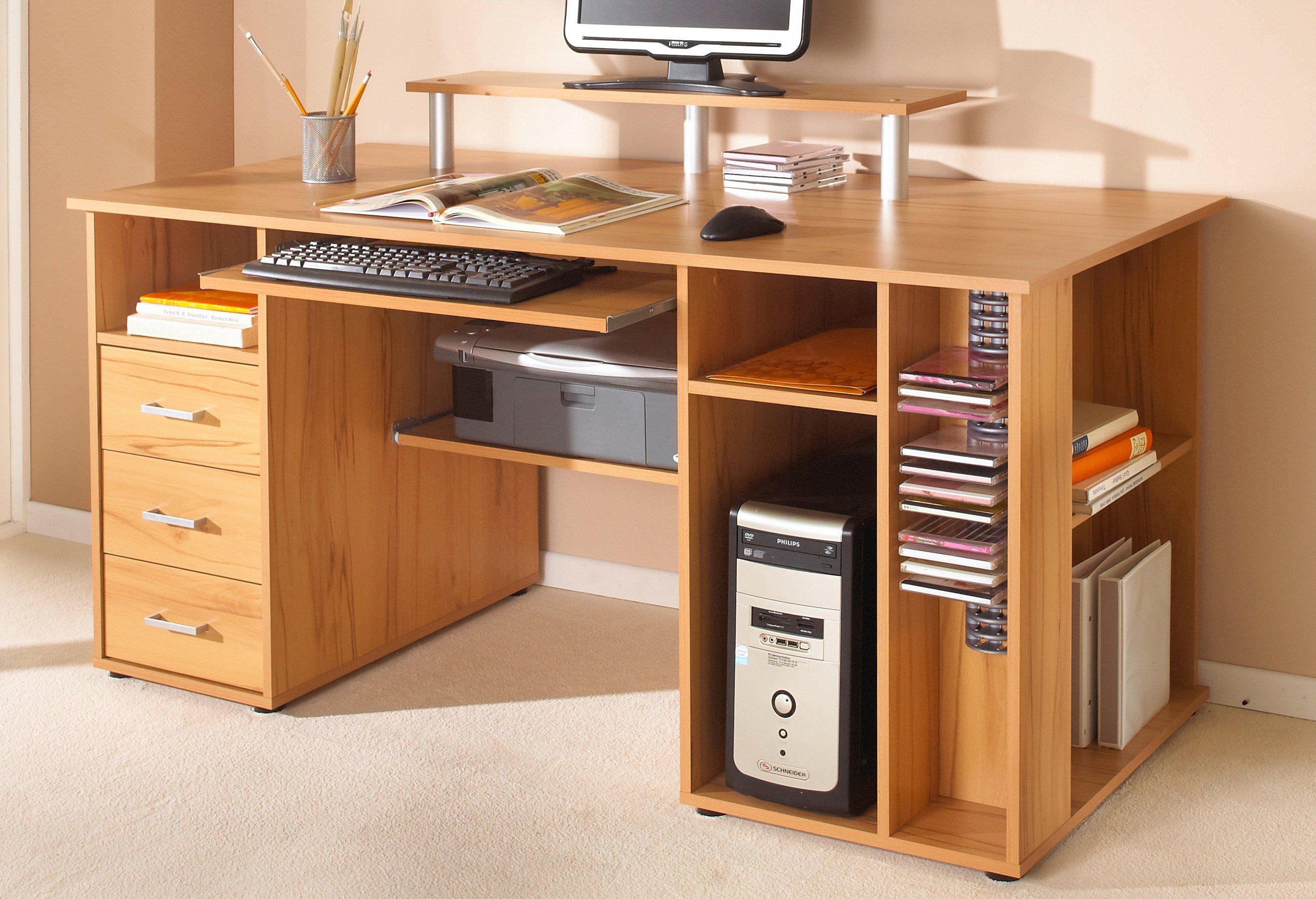 schreibtisch wange preisvergleich die besten angebote online kaufen. Black Bedroom Furniture Sets. Home Design Ideas