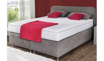 boxspringbetten online auf rechnung raten kaufen baur. Black Bedroom Furniture Sets. Home Design Ideas