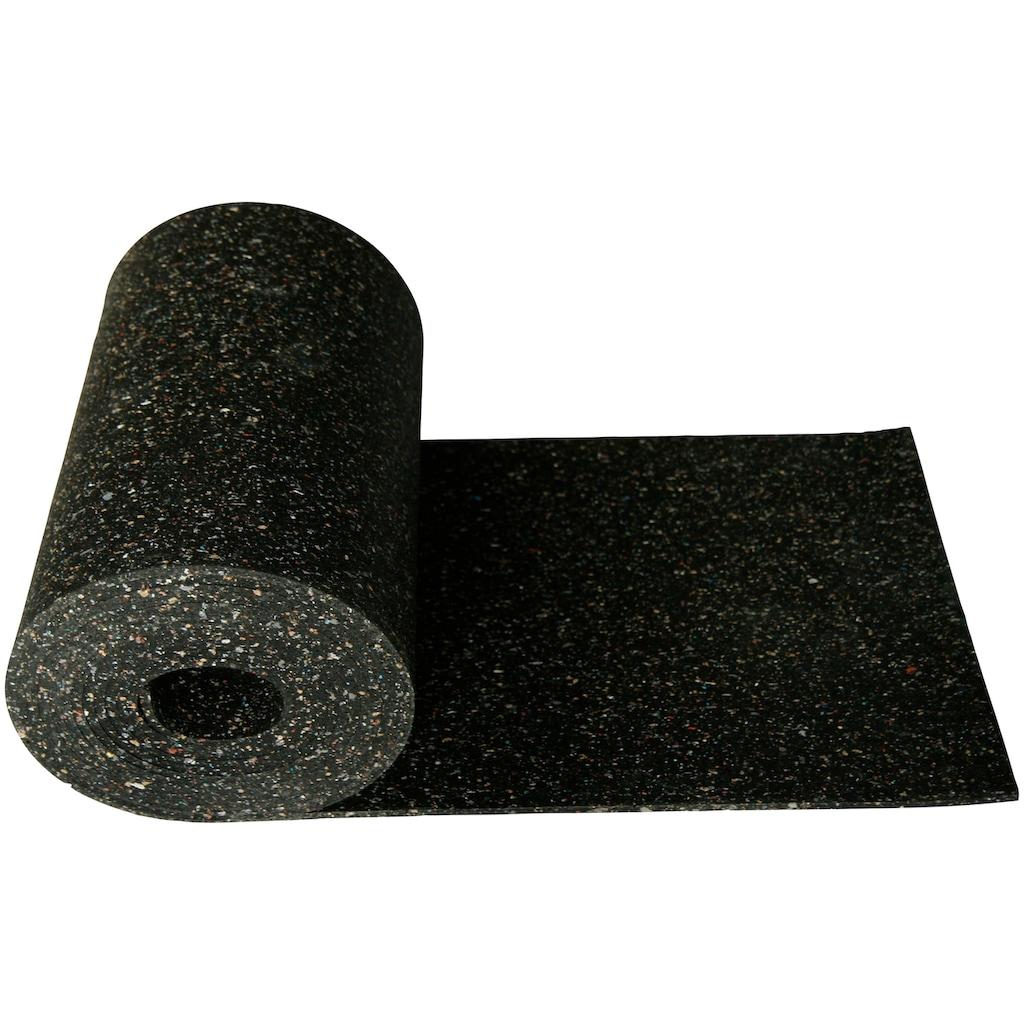 SZ METALL Gummimatte, zur Dämpfung, 100x60 cm (LxB)
