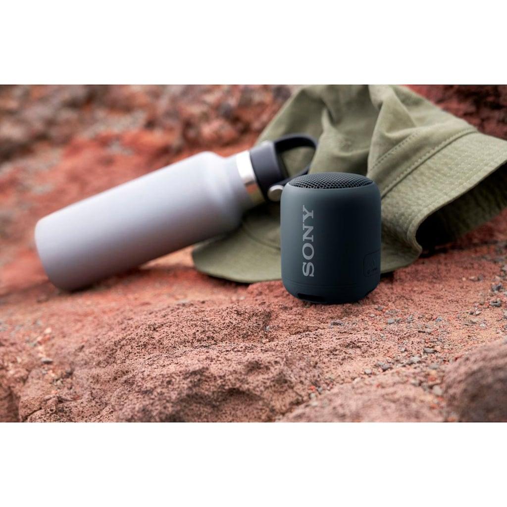 Sony Bluetooth-Lautsprecher »SRS-XB12«, Freisprechfunktion für Anrufe