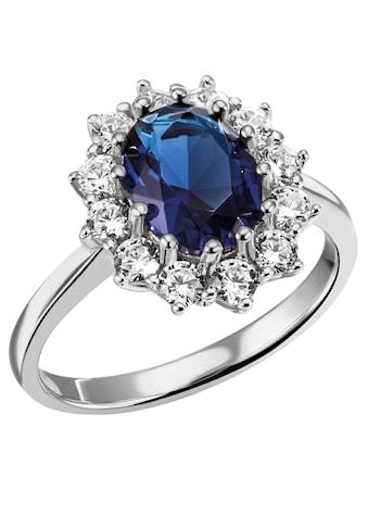 Firetti Fingerring »königliches Design, rhodiniert« kaufen