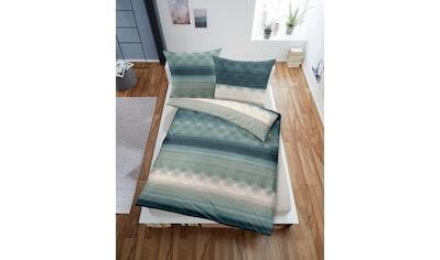 Bettwäsche »Querstreifen«, Dormisette kaufen