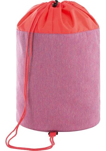 Lässig Sporttasche »4Kids School Sportsbag, About Friends Mélange Pink« kaufen