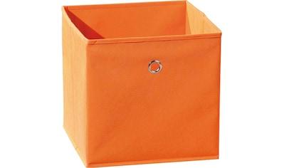 INOSIGN Faltbox »Winny Orange«, 3er Set kaufen