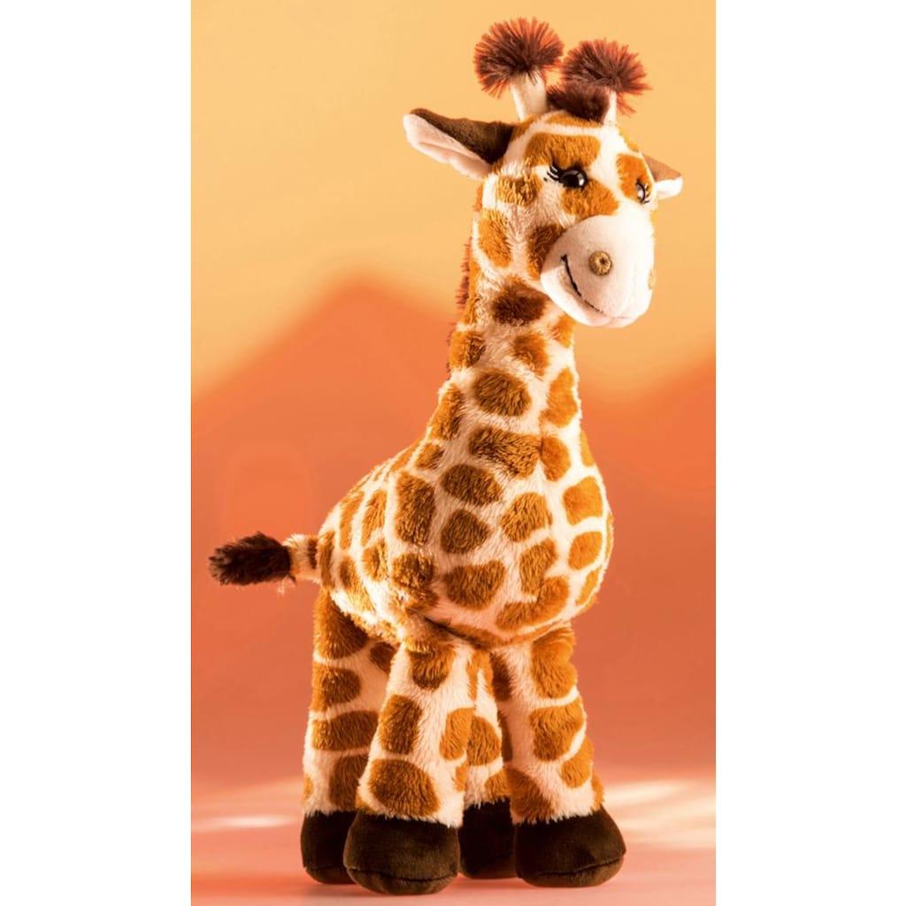 Schaffer® Kuscheltier »Giraffe Bahati, 28 cm«
