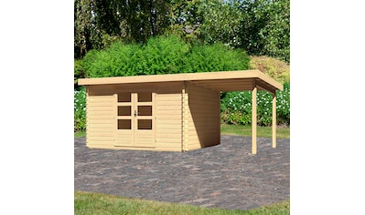 KONIFERA Gartenhaus, »Schloßsee 7«, (Set) kaufen