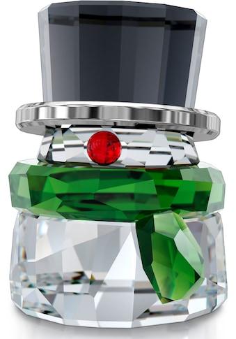 Swarovski Schneemann »Holiday Cheers Schneemann, klein, 5596387«, Swarovski® Kristall kaufen