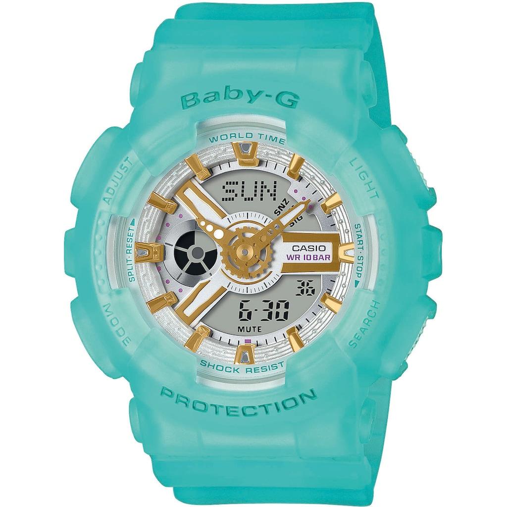 CASIO BABY-G Chronograph »BA-110SC-2AER«