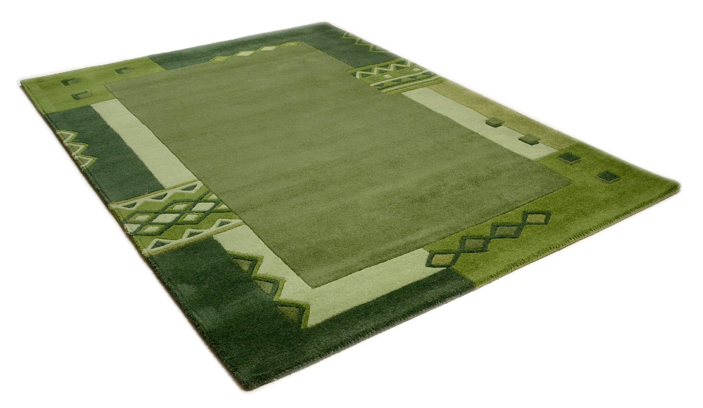 Teppich Florida 3193 THEKO rechteckig Höhe 14 mm handgetuftet