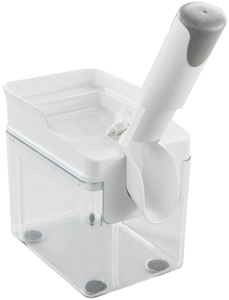 Leifheit Entkerner Cherrymat 3.0, (1 tlg.), spülmaschinenfest weiß