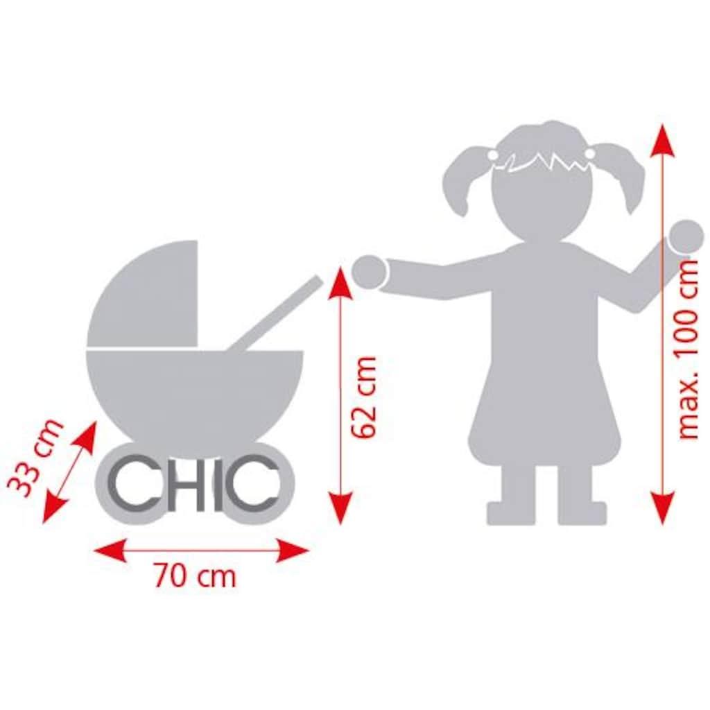 CHIC2000 Puppenbuggy »Lola, Pflaume«