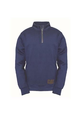 CATERPILLAR Sweatshirt »Herren AG Pullover mit Troyerkragen« kaufen