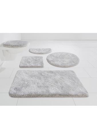 GRUND exklusiv Badematte »Melos«, Höhe 27 mm, rutschhemmend beschichtet kaufen