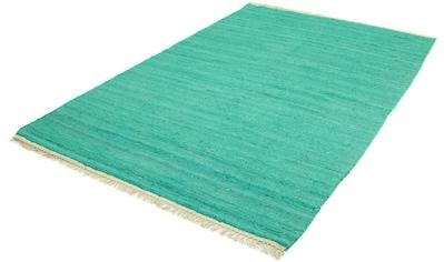 morgenland Teppich »Gabbeh Teppich Elegance«, rechteckig, 7 mm Höhe, Viskose kaufen