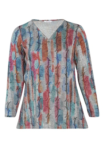 Paprika Longtunika »Longshirt bunt bedruckt« kaufen