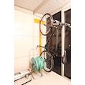 Wolff Fahrradhalter, für Stahlgerätehaus »Yokohama«, »Sapporo 2219« und »Nagoya«