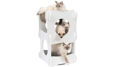 CATIT Katzenhöhle »CA Vesper Condo«, BxLxH: 49x49x80 cm kaufen