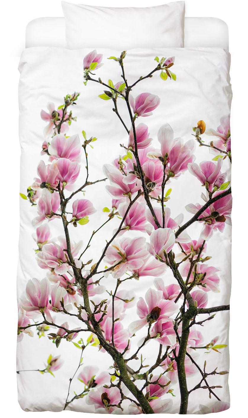 Bettwäsche Magnolia Pink 2 Juniqe