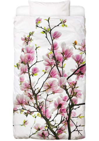 Bettwäsche »Magnolia Pink 2«, Juniqe kaufen