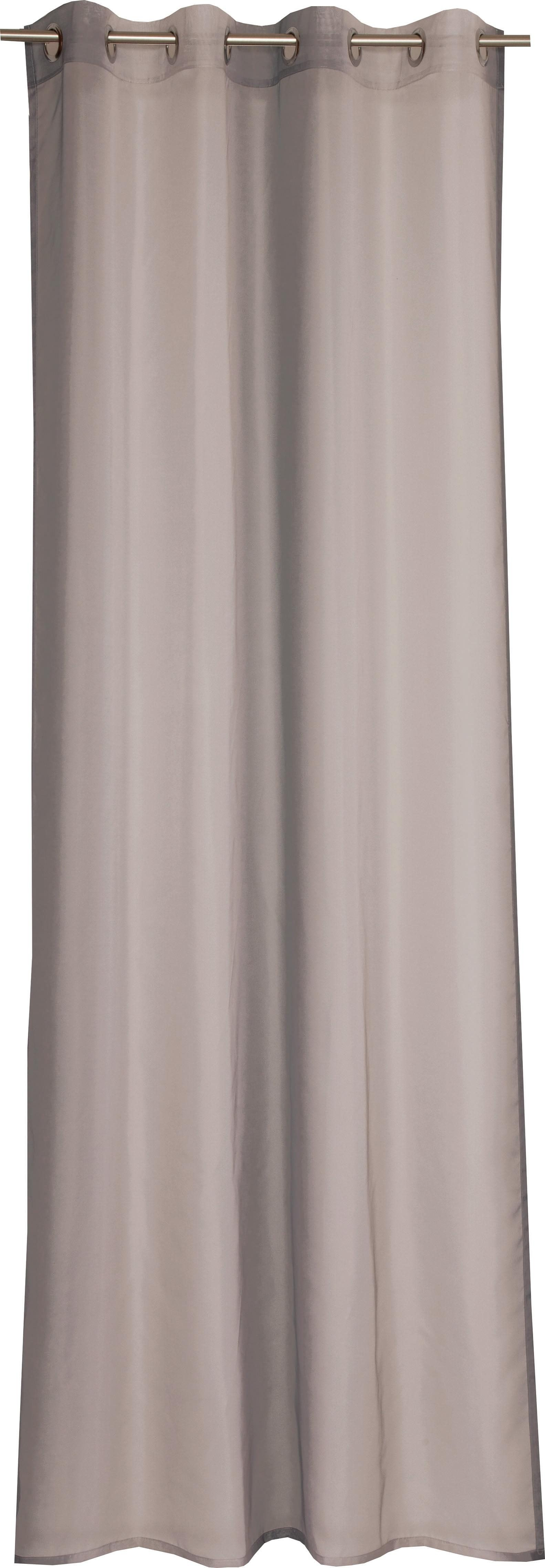 Gardine, »Corso«, SCHÖNER WOHNEN-Kollektion, Ösen 1 Stück bestellen | BAUR