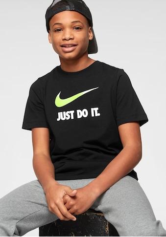Nike Sportswear T-Shirt »B NSW TEE JDI SWOOSH« kaufen
