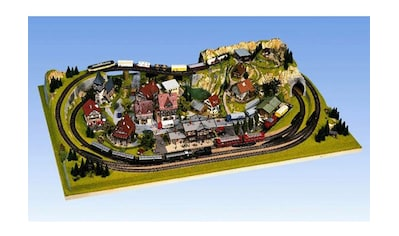 "NOCH Modelleisenbahn - Fertiggelände ""Königsfeld"", Spur H0 kaufen"