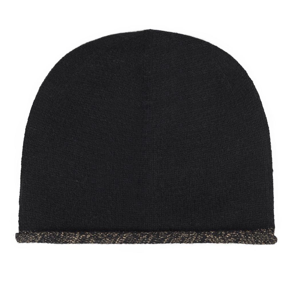 Codello Mütze mit Wolle mit Kaschmir