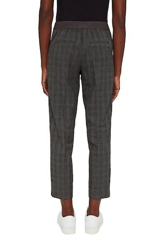 Esprit Anzughose, mit elastischem Rückenbund kaufen
