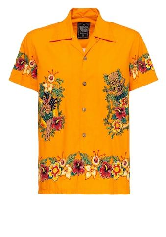 KingKerosin Hawaiihemd »Hawaiian« kaufen