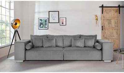 INOSIGN Big-Sofa »Aliya«, incl. Bettfunktion und Bettkasten, Breite 290 cm,incl.... kaufen