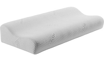 Schlaraffia Nackenstützkissen »GELTEX® Kissen Support«, Bezug: Polyester & Tencel, (1... kaufen