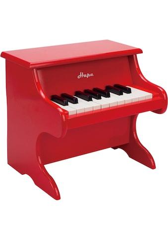 Hape Spielzeug-Musikinstrument »Spielzeugklavier« kaufen