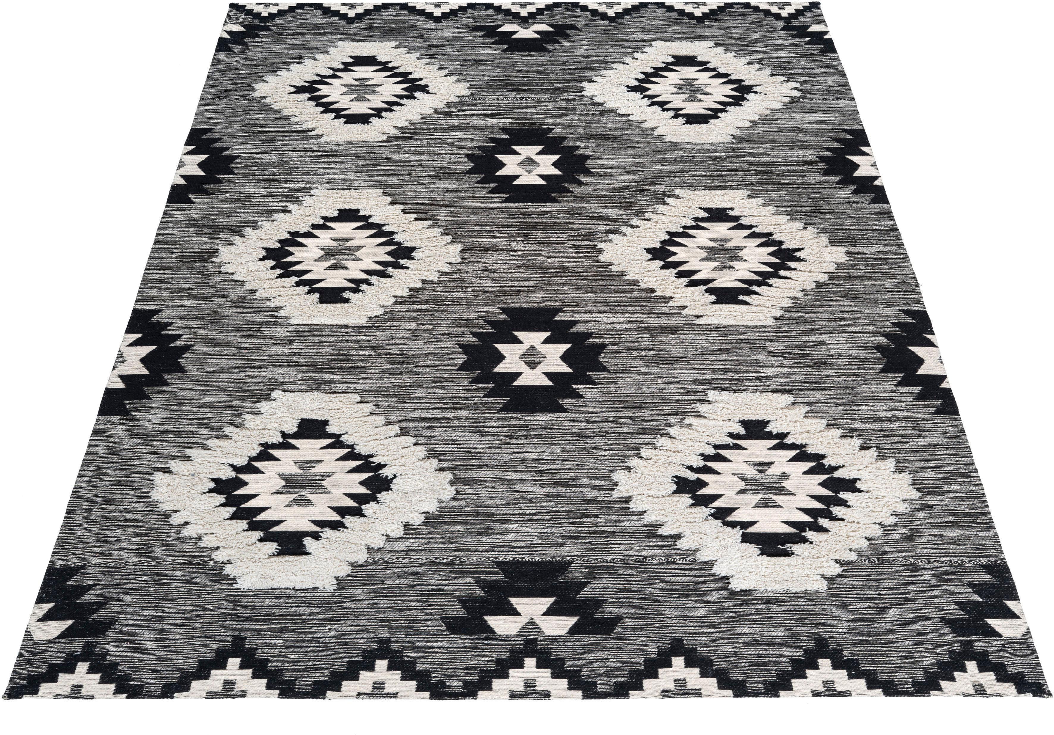 Teppich Tilda DELAVITA rechteckig Höhe 10 mm maschinell gewebt