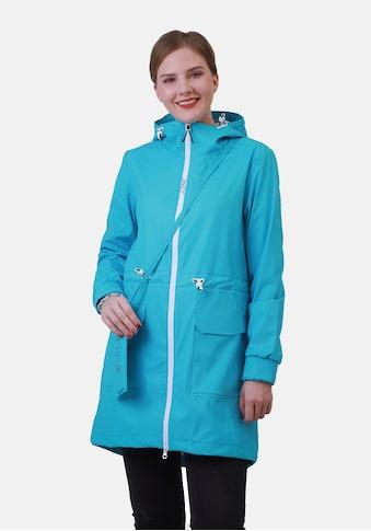 Dingy Rhythm Of The Rain Regenmantel »Sherry«, mit Reißverschluss kaufen